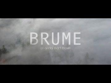 Brume - An aerial short movie